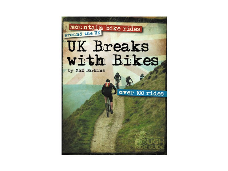 UK Breaks with Bikes book