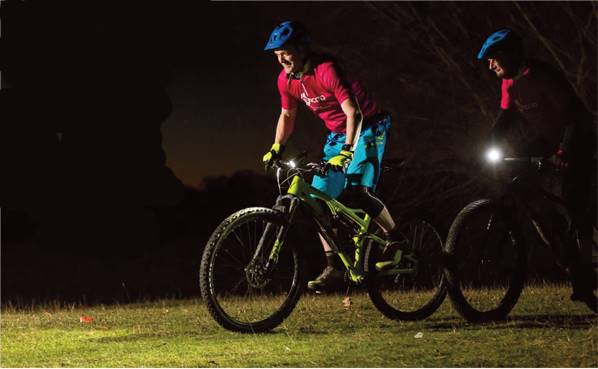 London to Brighton Off-road at Night 2020 -  final update
